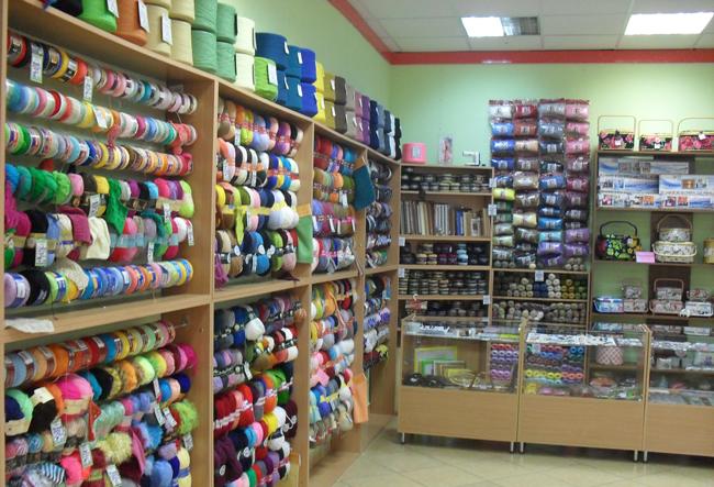 склад магазин пряжи в красноярске