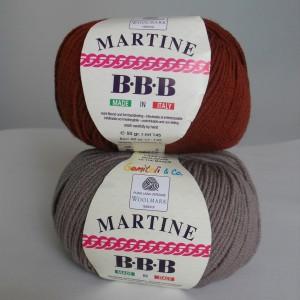 Пряжа BBB Martine
